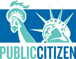 Public Citizen vert green and blue