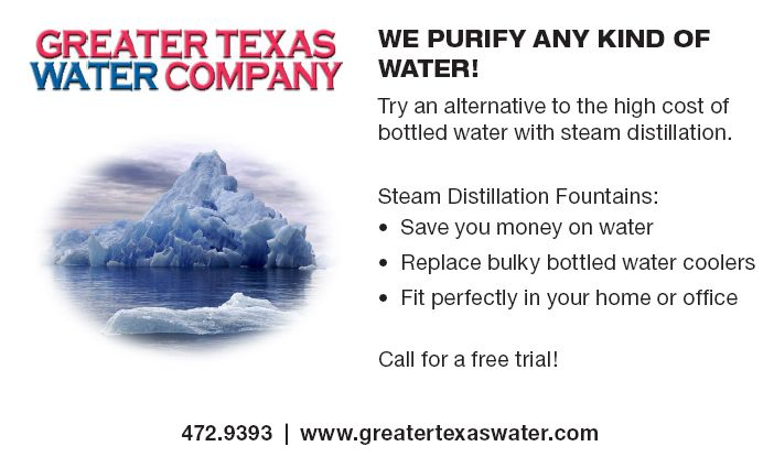 Greater Texas Water