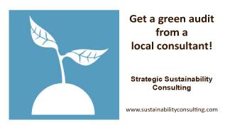 Strategic Sustainability Consulting