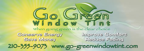 GreenWindowTint